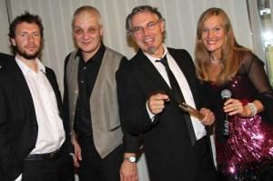 Quartett Livemusik Liveband Österreich Hochzeit Firmenfeier