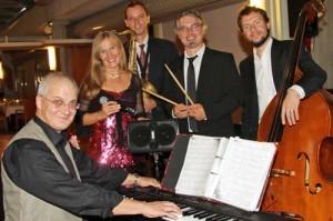 Quintett Livemusik Liveband Österreich Hochzeit Firmenfeier